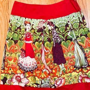 Dresses & Skirts - Frida kahlo skirt